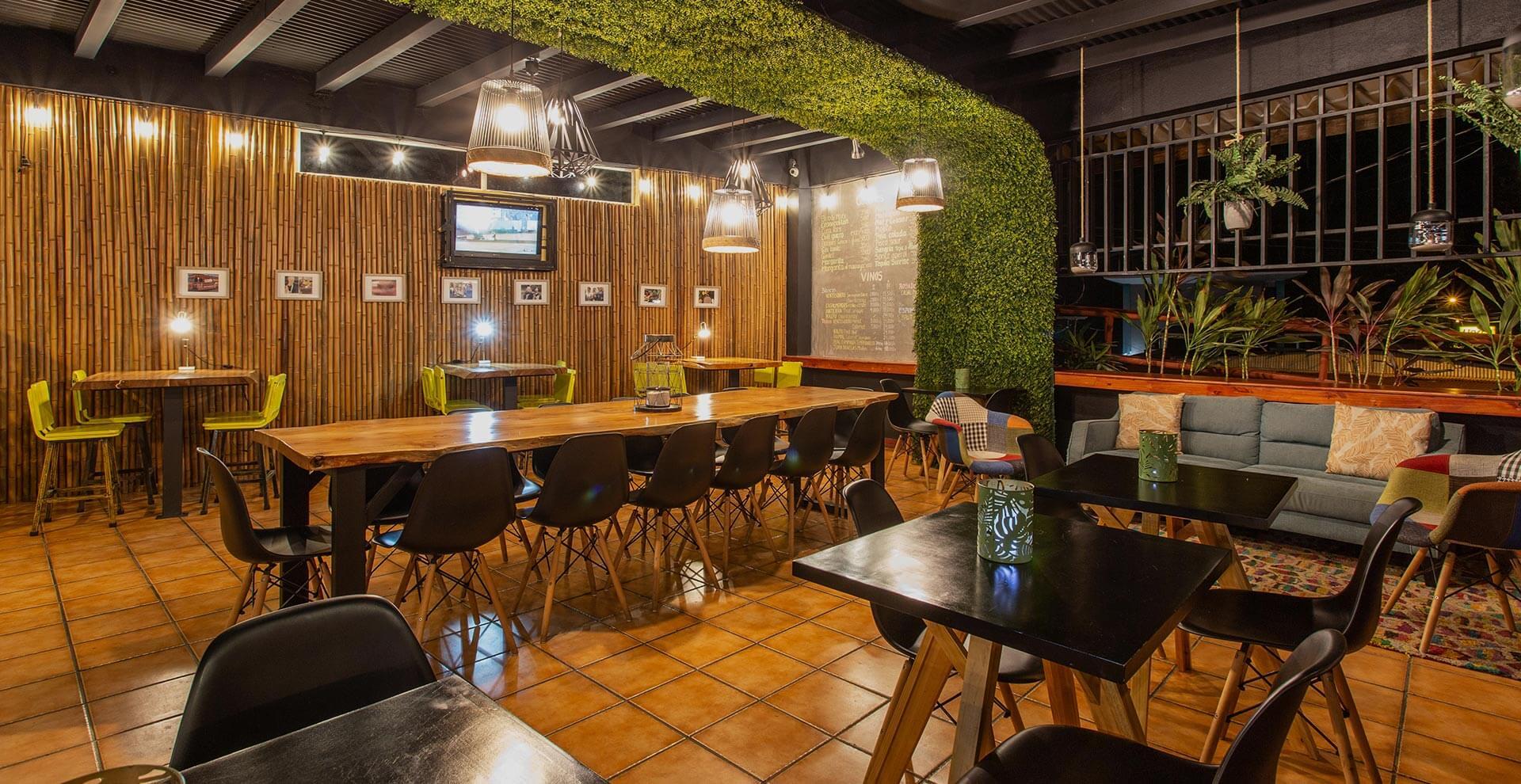 Restaurante maracuyá